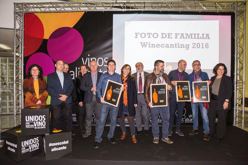 Photo of #Aspe: Alfonso Mira, mejor promotor de Vinos Alicante en restauración