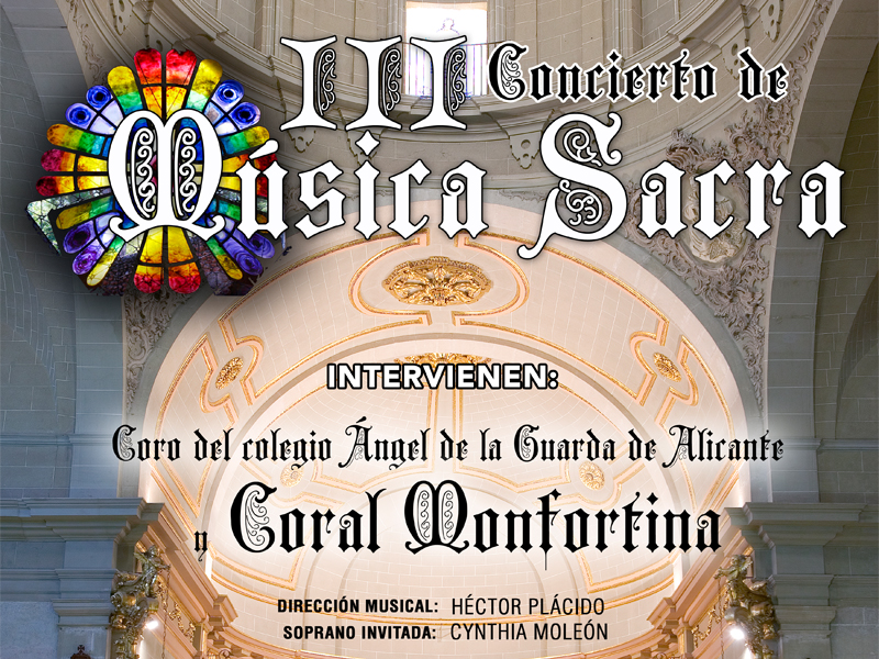 Photo of #Monforte: III Concierto de Música Sacra
