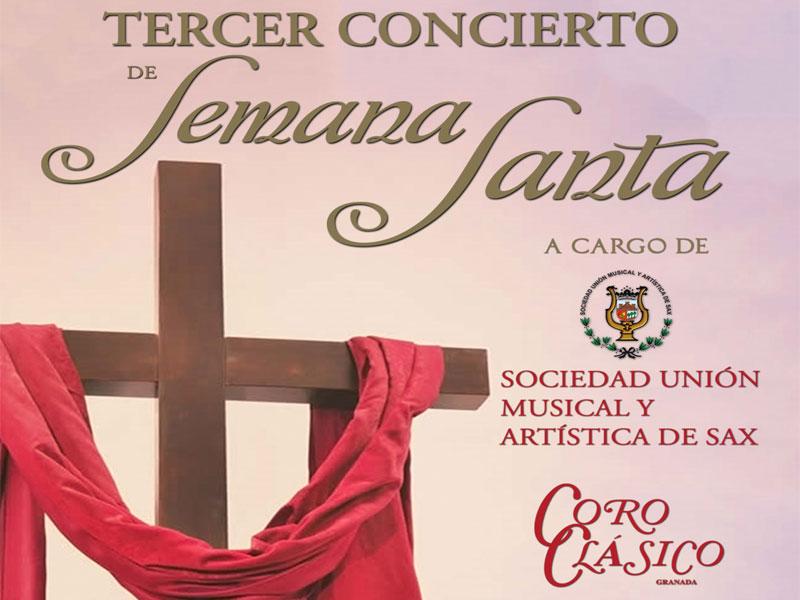Photo of #Sax: Concierto de Semana Santa a cargo de Miguel Sánchez Ruzafa