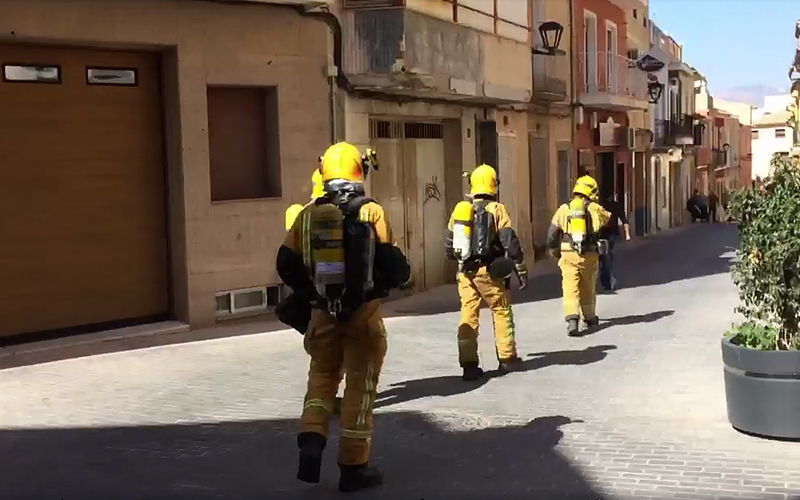 Photo of #Aspe: Desalojan una vivienda por una fuga de gas