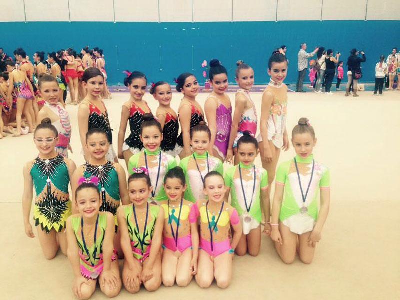 Photo of #Monforte del Cid reunirá a las mejores gimnastas de la provincia