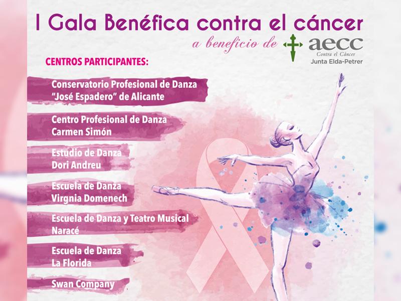 Photo of #Elda: I Gala de Danza contra el Cáncer