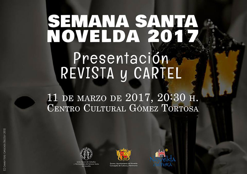 Photo of #Novelda: Presentación de la revista de Semana Santa