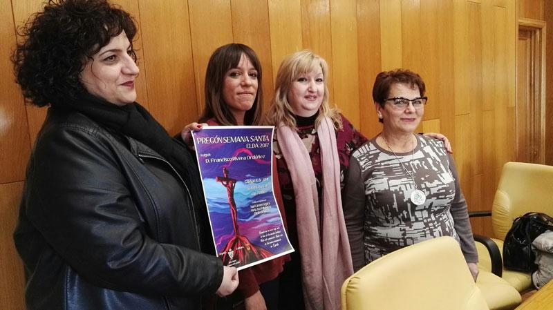 Photo of #Elda: Francisco Rivera Ordoñez será el pregonero de la Semana Santa Eldense