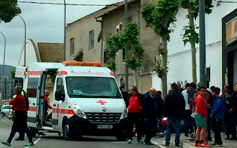Photo of #Aspe: Atropellan a un niño en la avenida de Orihuela