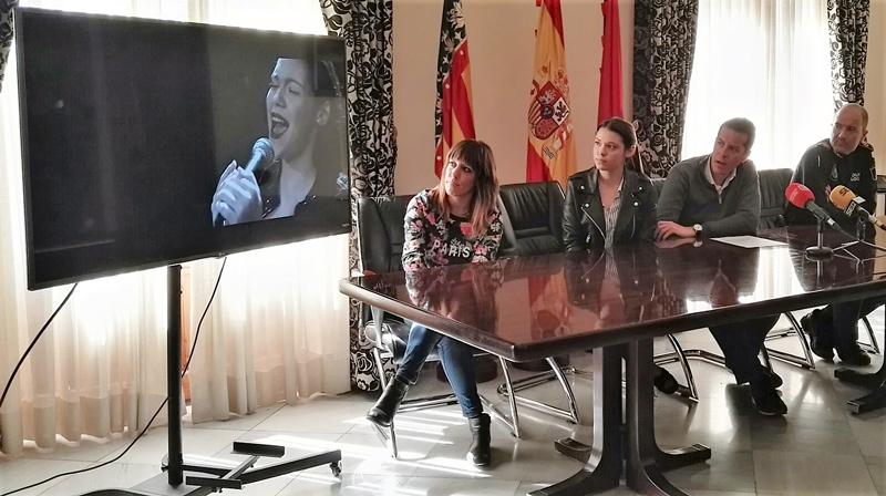 Photo of #Elda: La cantante eldense Alba Ed–Dounia presenta una canción contra el acoso escolar