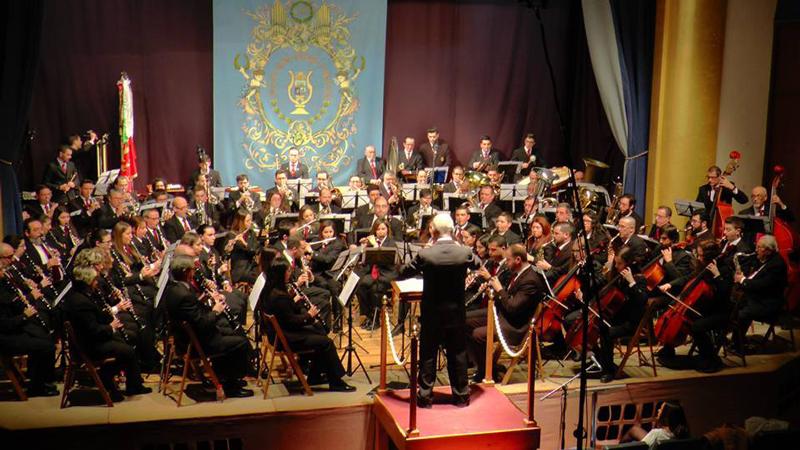 Photo of #Sax: La Unión Musical participa en el Certamen de bandas de Elda