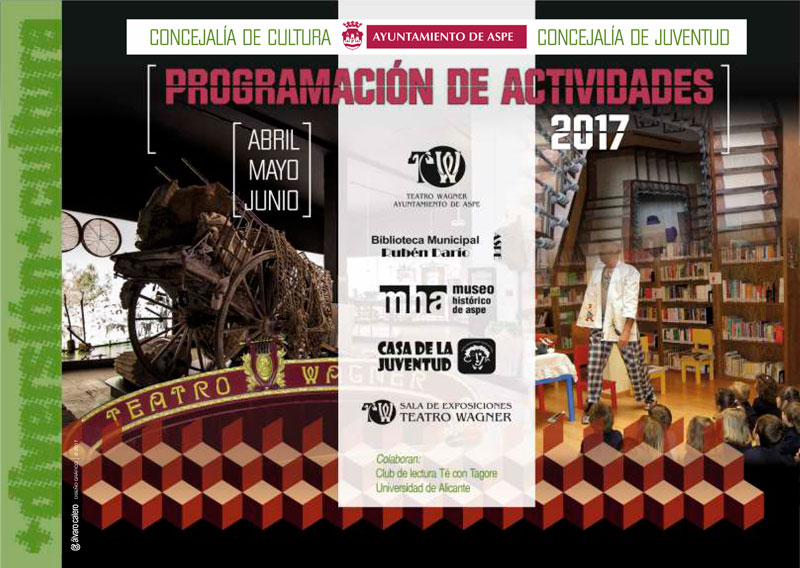 Photo of #Agenda Cultural para el fin de semana en Aspe