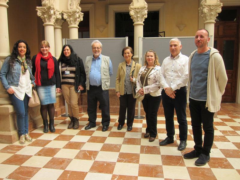 """Photo of #Novelda: Periodistas y escritores de turismo protagonizan un """"PressTrip"""""""