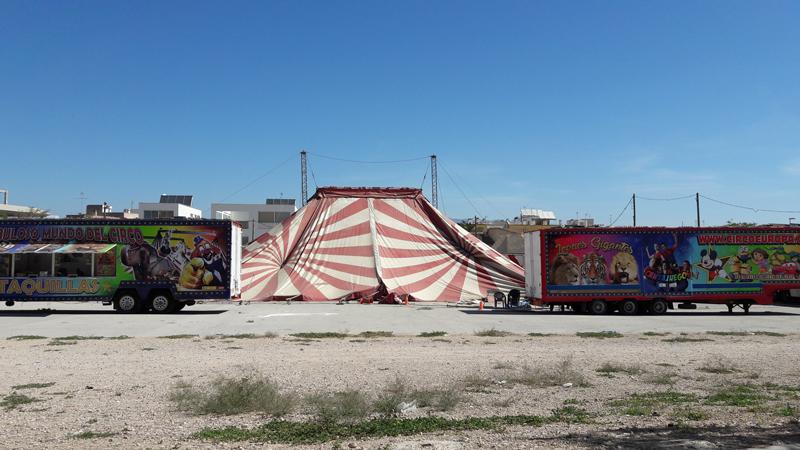 Photo of #Aspe: El Circo Europa abandona Aspe tras los incidentes del fin de semana