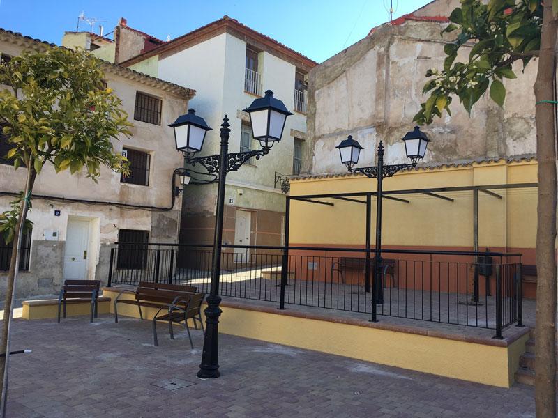 Photo of #Petrer: Solicitan ayudas a la Diputación para las obras de la plaza de Las Almas