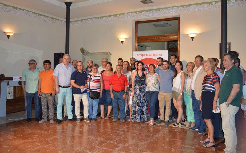 Photo of #Novelda: Declaración de apoyo a Ximo Puig para volver a liderar el PSPV-PSOE