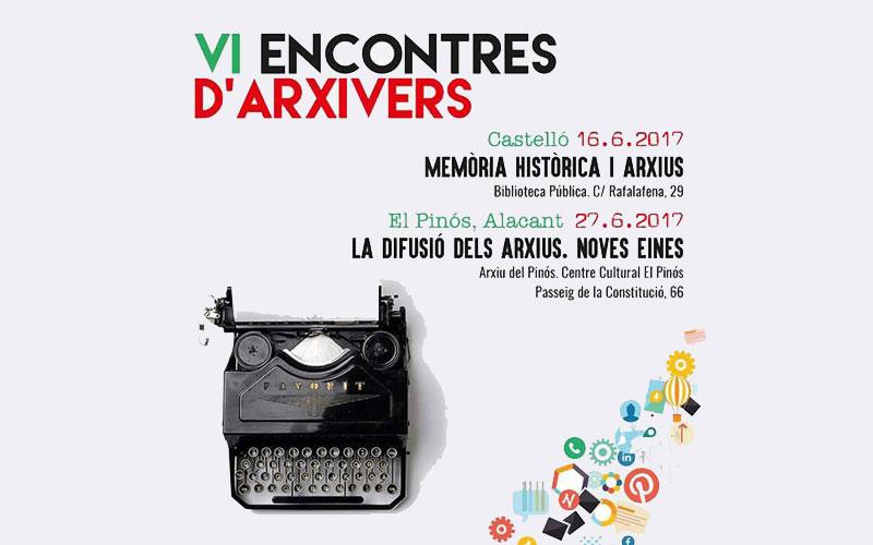 Photo of #Pinoso: VI Encuentro de la Asociación de Archiveros Valencianos en Pinoso