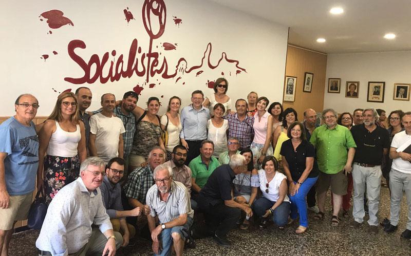 Photo of #Monóvar: Ximo Puig anuncia en Monóvar la creación de una Escuela de Política Municipal