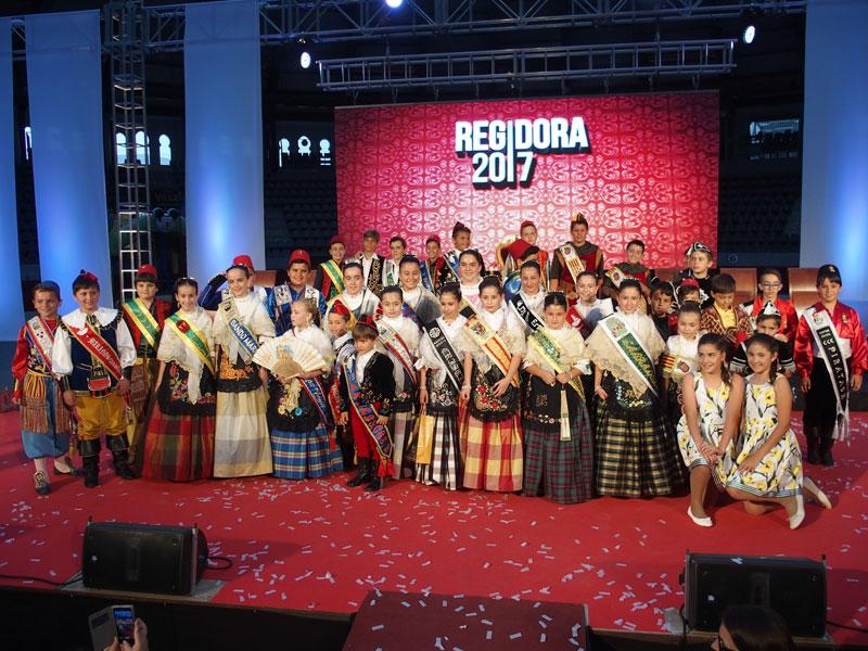 Photo of #Villena: Más de 1.300 personas acompañan a las Regidoras de Fiestas de Villena