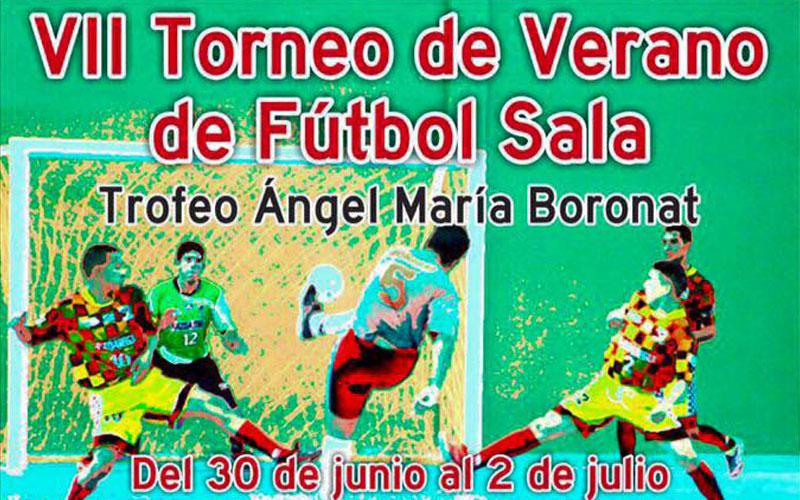 """Photo of #Aspe: VII Torneo de Verano de Fútbol Sala en Aspe """"Trofeo Ángel María Boronat"""""""