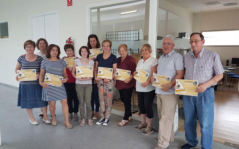 Photo of #Monforte: Finaliza en Monforte el curso de informática nivel medio