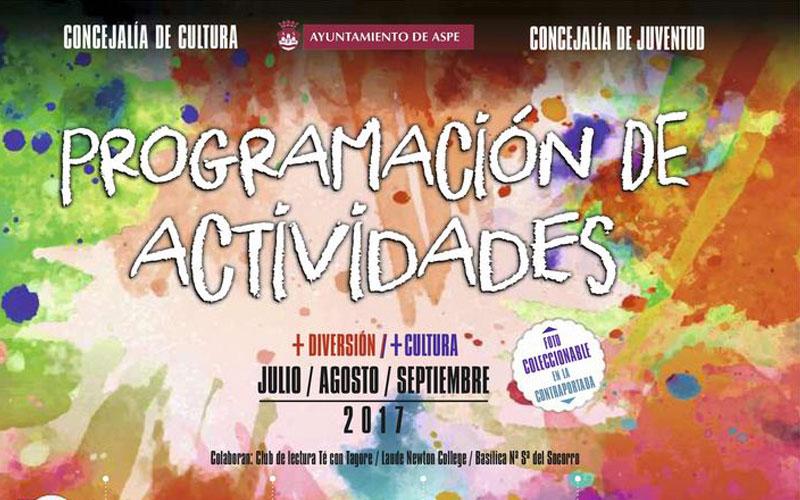Photo of #Aspe: Agenda Cultural para el fin de semana en Aspe