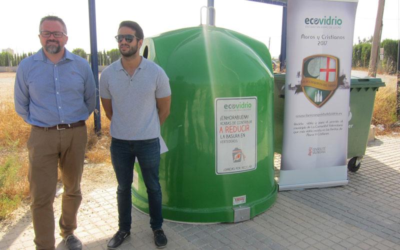 Photo of #Novelda: Fomentan el reciclado de vidrio durante las fiestas de Novelda