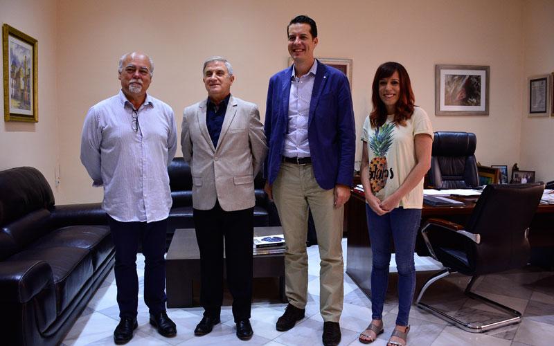 Photo of #Elda: Francis Valero, nombrado pregonero de las Fiestas Mayores de 2017 de Elda