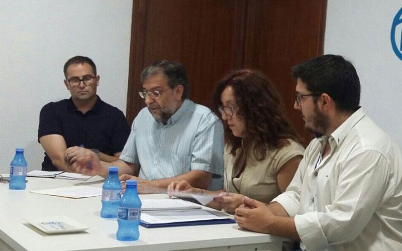 Photo of #Monforte: Sandra Muñoz, nueva presidenta del PP de Monforte del Cid