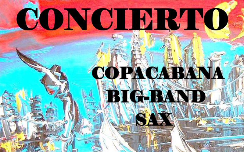 Photo of #Sax: La Copacabana Sax Big-Band pone música a las fiestas del Barrio Hispanoamérica