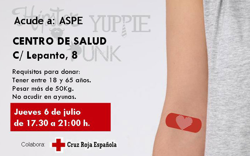 Photo of #Aspe: Descuentos en Aqualandia, Mundomar y Terra Mítica para los donantes de sangre en Aspe