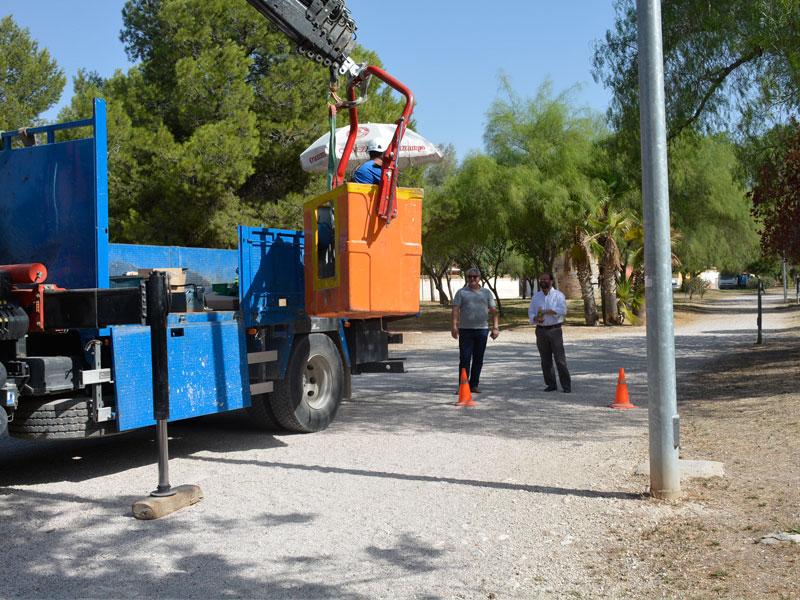 Photo of #Elda: 15.000€ para renovar los sistemas del alumbrado en el Peri del Vinalopó de Elda