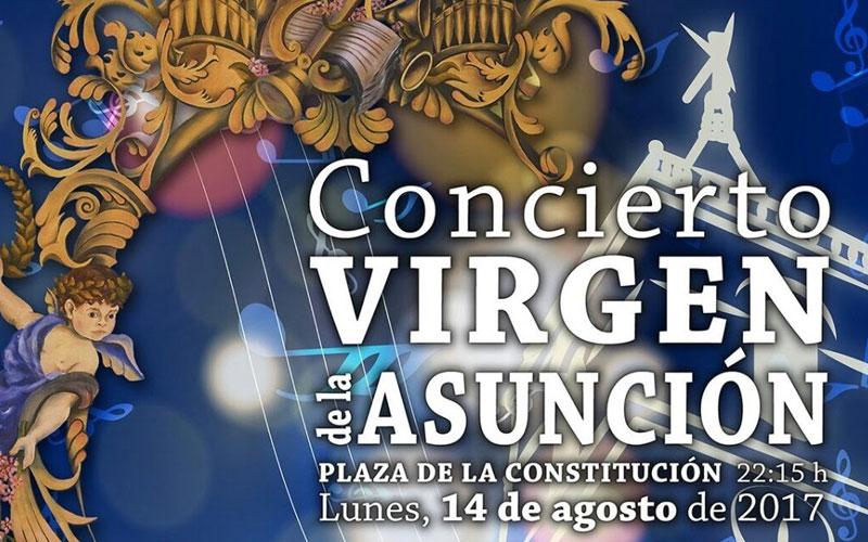 Photo of #Sax: Homenaje a los pasodobles en el concierto de la Virgen de la Asunción en Sax