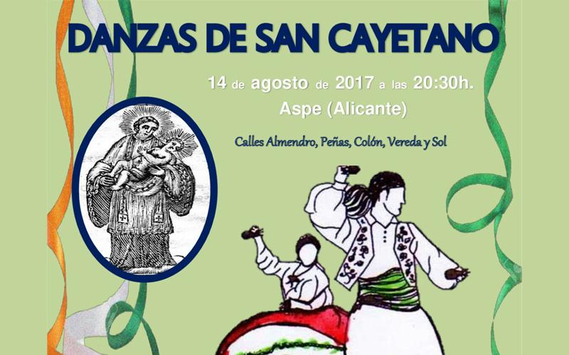 Photo of #Aspe: En año impar vuelven a Aspe las Danzas de San Cayetano