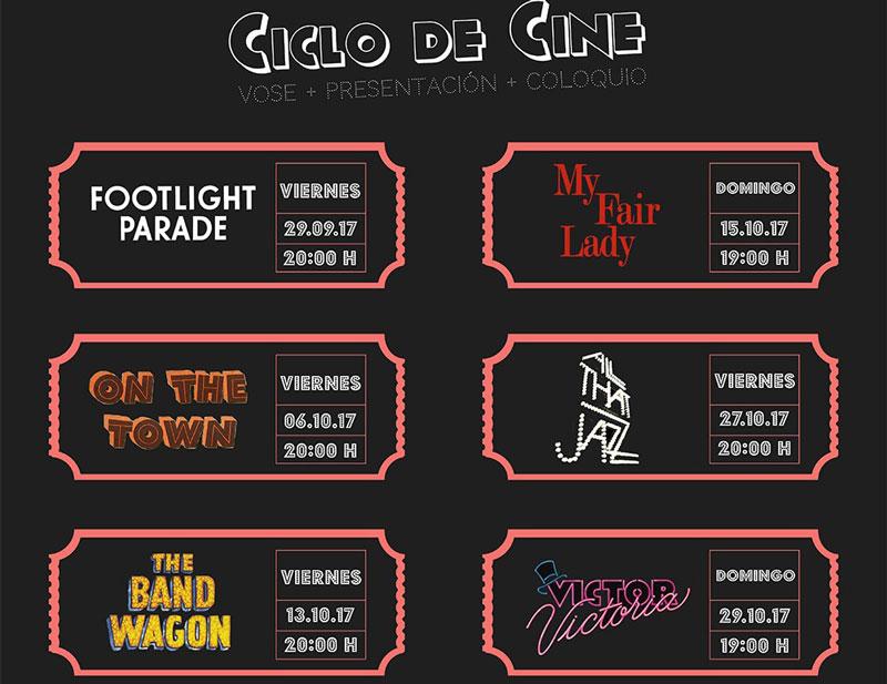 Photo of #Novelda: El Musical de Hollywood en el Cine Club Dehon de Novelda