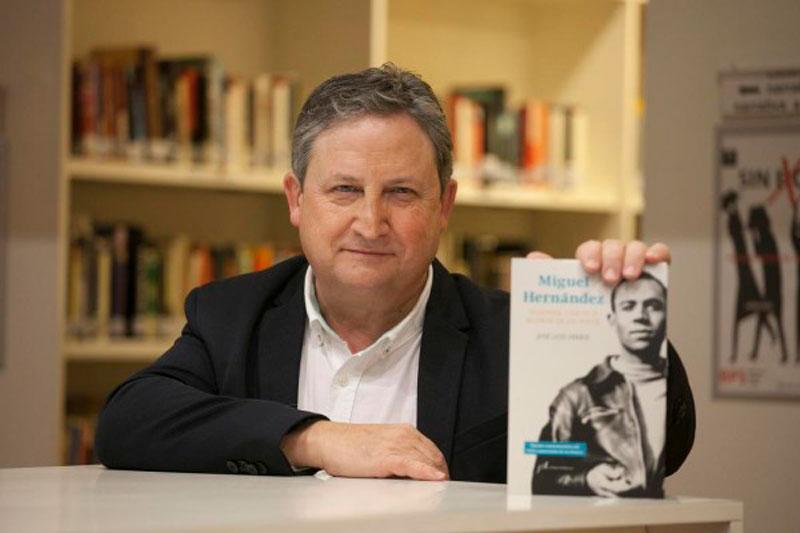 Photo of #Aspe: Ferris presenta la última biografía sobre Miguel Hernández