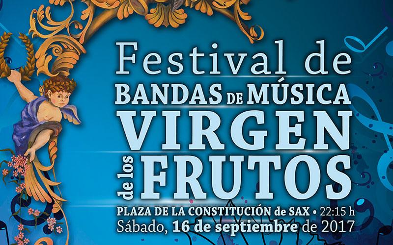Photo of #Sax: La Unión Musical de Sax recibe este sábado a «La Esperanza» de San Vicente en el Festival Virgen de los Frutos