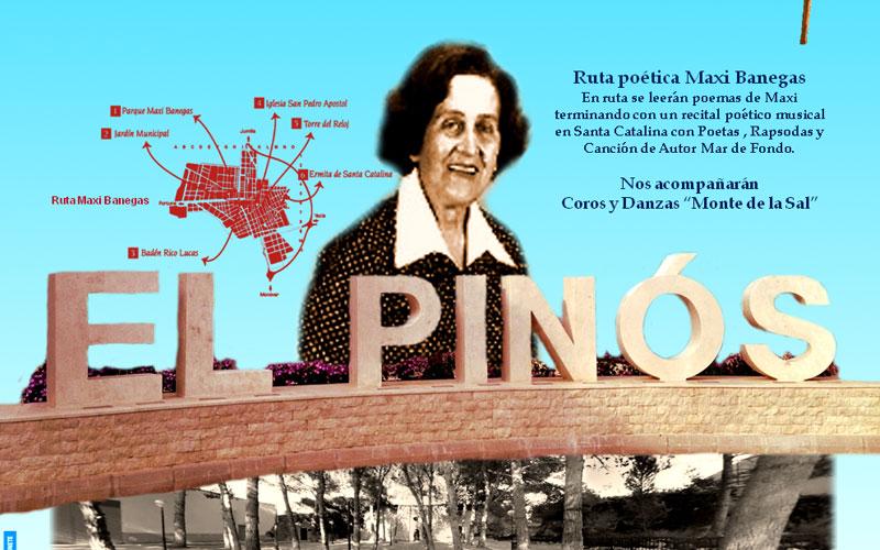 Photo of #Pinoso: VII Acción de Peregrinos de poesía en camino