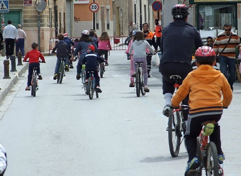 Photo of #Aspe: Regresa la Ciclovía al parque Doctor Calatayud