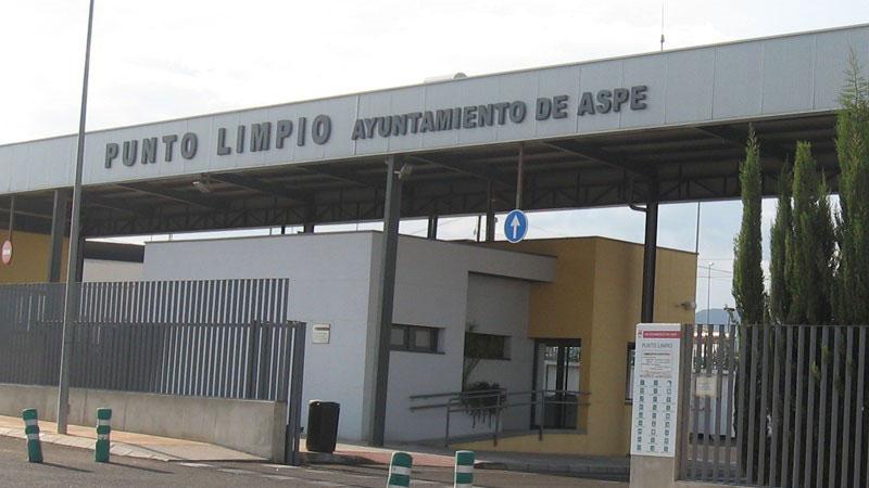 Photo of #Aspe: Regulan el uso del Punto Limpio para evitar vertidos incontrolados