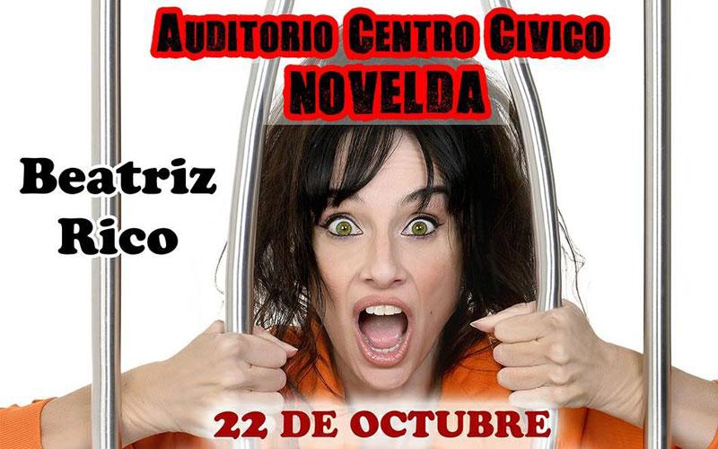 Photo of #Novelda: Risas y solidaridad en la representación teatral de Beatriz Rico en Novelda