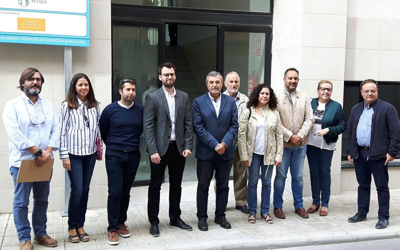 Photo of #Petrer: Diputación invierte más de 270.000€ en el acondicionamiento del Centro Cultural de Petrer