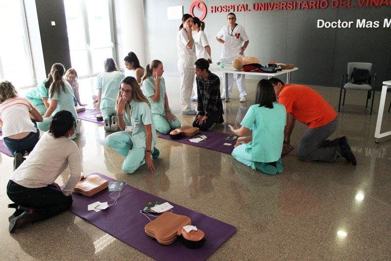 Photo of #Aspe: Vinalopó Salud organiza talleres de reanimación cardiaca en los colegios de Aspe