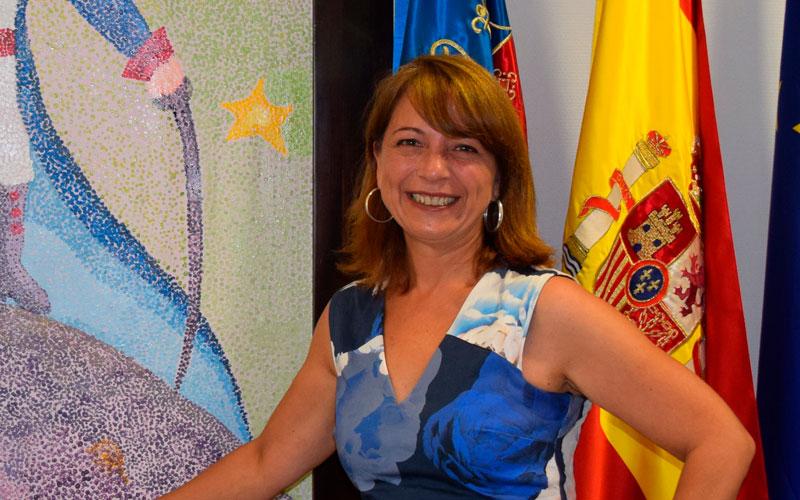 Photo of #Aspe: María José Villa anuncia su candidatura a la Secretaría General del PSOE de Aspe