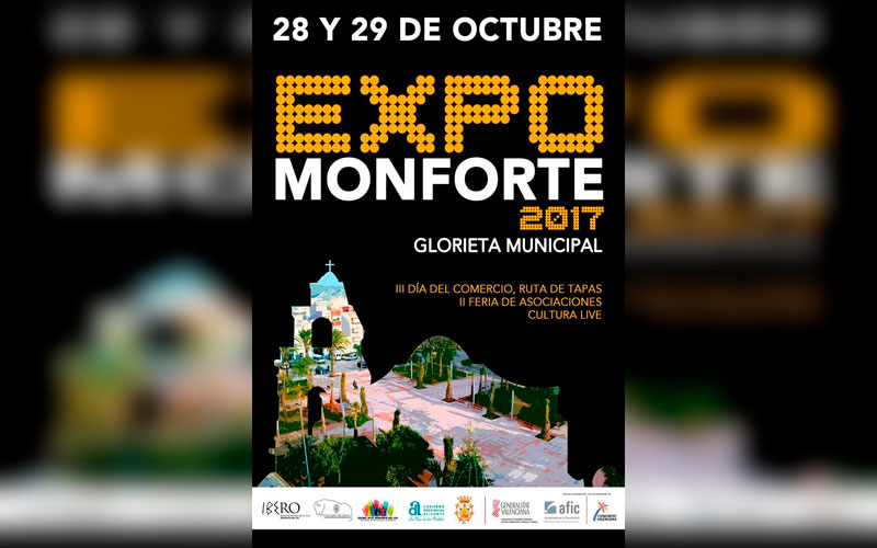 Photo of #Monforte: La Glorieta acoge la segunda edición de ExpoMonforte