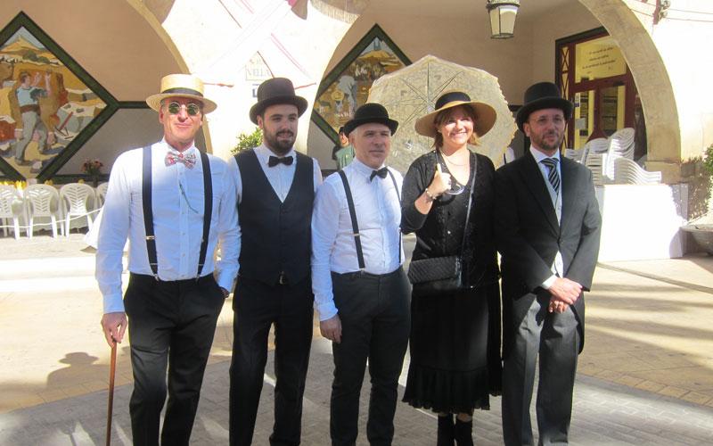 Photo of # Novelda: Turismo valora positivamente el Fin de Semana Modernista de Novelda