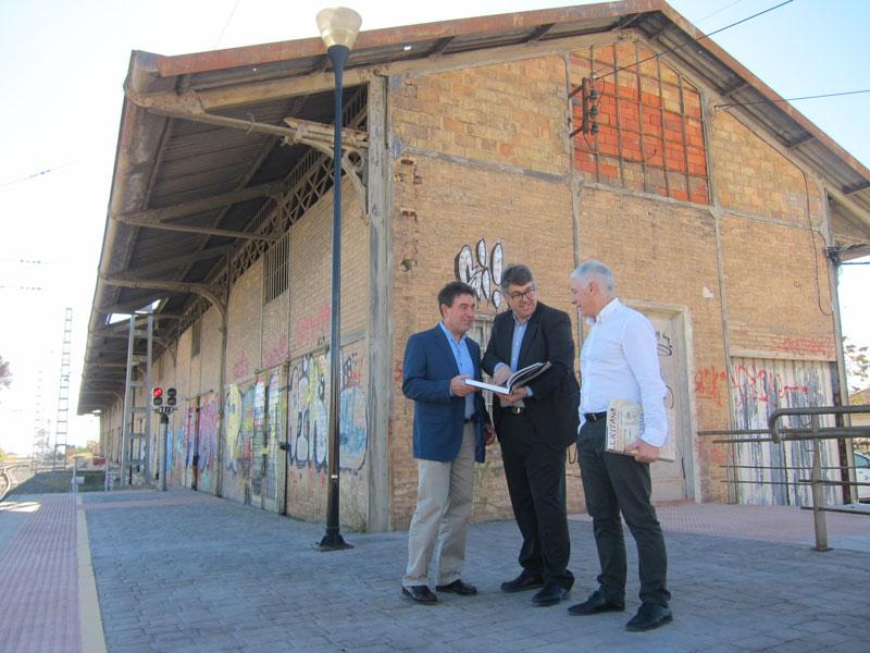 Photo of #Novelda: El antiguo muelle de La Estación acogerá el Museo Comercial y del Transporte de Novelda