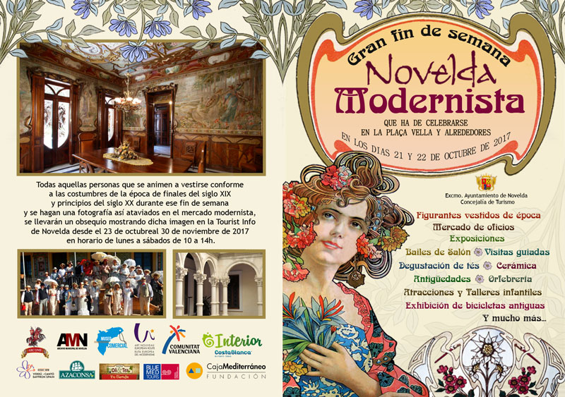"Photo of #Novelda: Turismo celebra ""Novelda Modernista"""