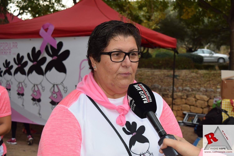 """Photo of #Aspe: Paqui Calatayud: """"Este año ya hay 33.000 mujeres diagnosticadas con cáncer de mama en España"""""""