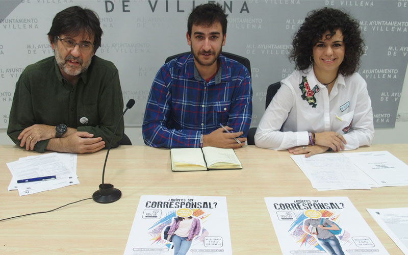 Photo of #Villena: Nace la Red de Corresponsales Juveniles en Villena