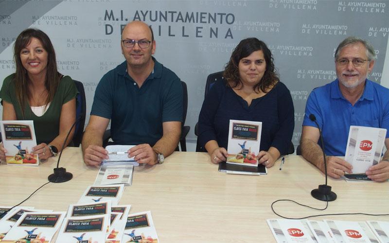 """Photo of #Villena: Abiertas las inscripciones para el taller """"Claves para crecer"""" en Villena"""