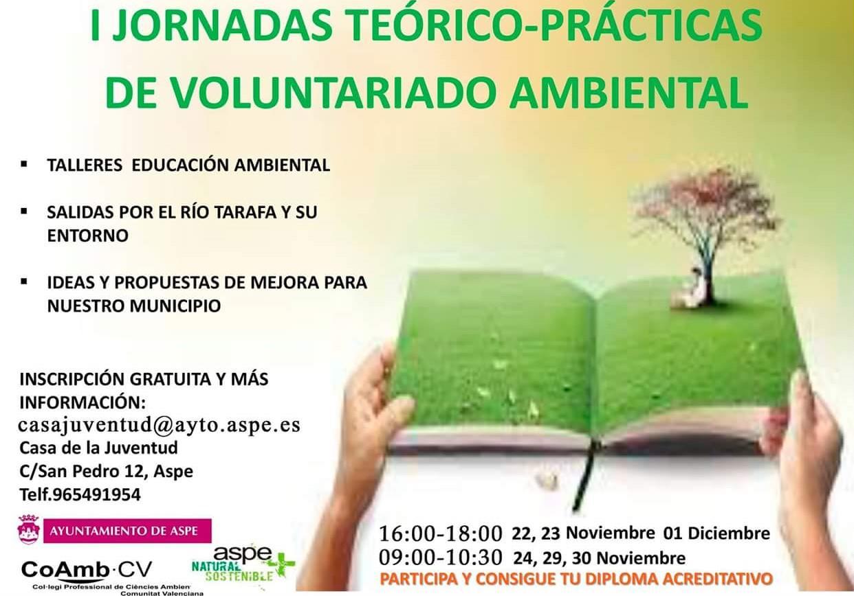 Aspe potencia el voluntariado medioambiental entre los jóvenes ...