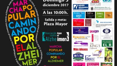 "Photo of #Aspe: Marcha ""Caminando por el Alzheimer"""