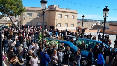 Photo of #Monforte: Multitudinario adiós a Jessy